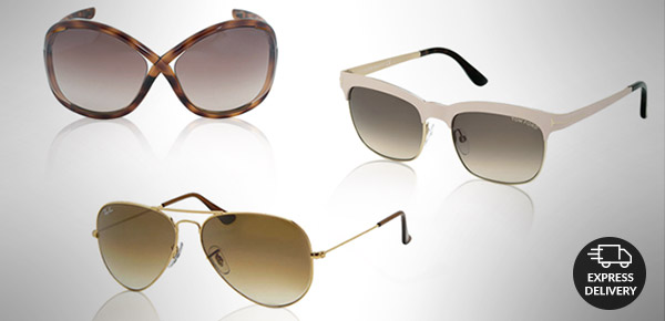 Tom Ford and Ray-Ban