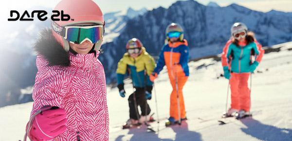Dare 2 B Ski Kids