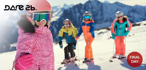 Dare 2B Ski Kids