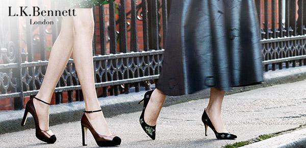 LK Bennett Footwear