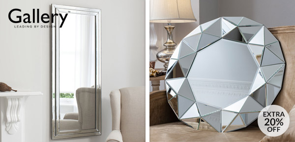 Gallery Mirrors