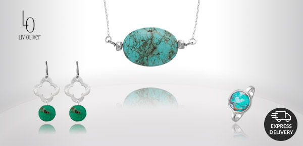 Best Selling Jewellery by Liv Oliver